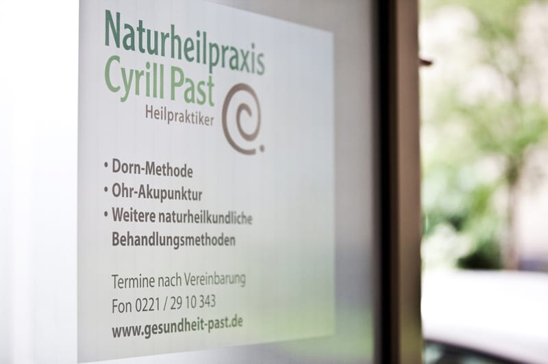 Naturheilpraxis Cyrill Past