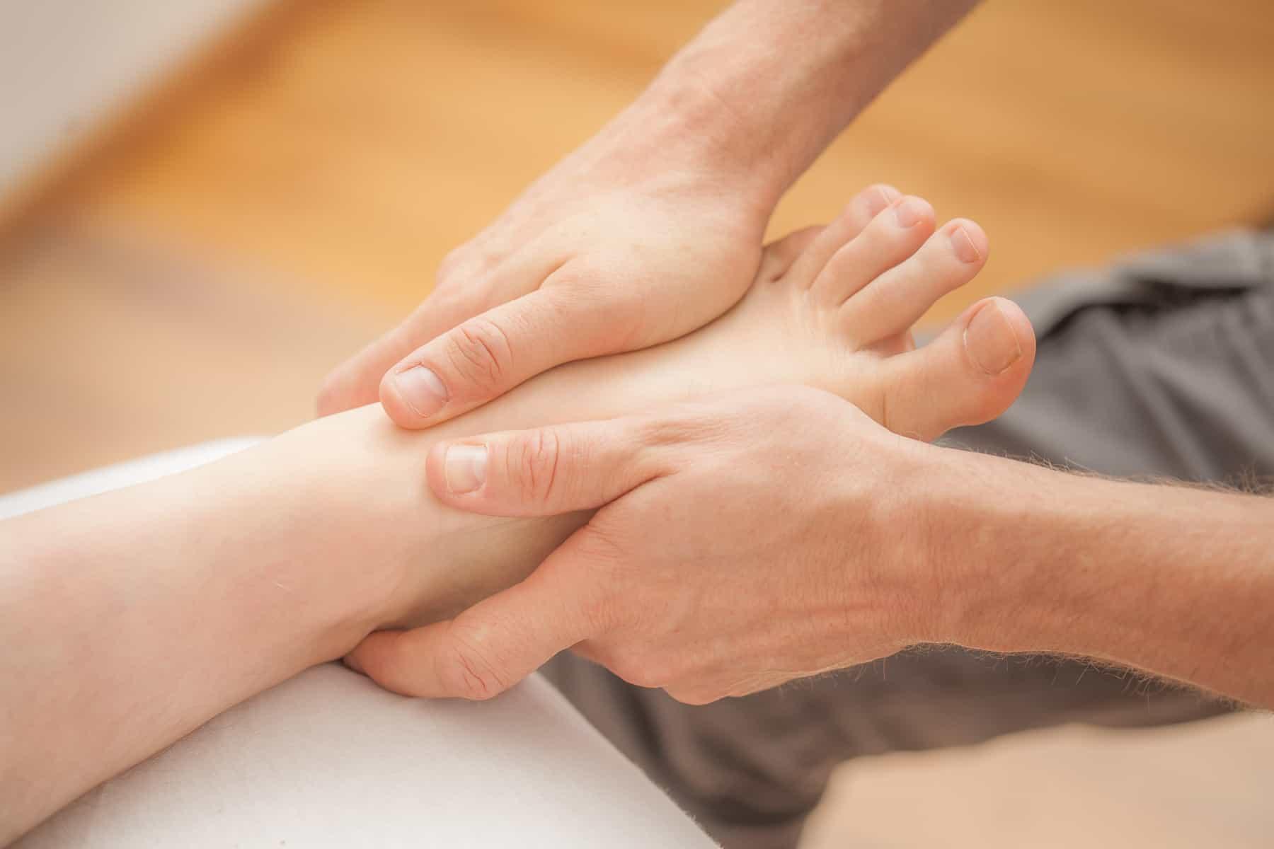 Dorn Therapie - Naturheilpraxis Cyrill Past